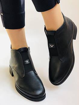 Женские осенние ботинки. Натуральная кожа.Высокое качество.Турция.Ripka р. 38,39,40,