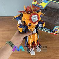 Робот трансформер Тобот Титан мини 2 в 1 Tobot урагановый спин детская игрушка подарок для мальчика