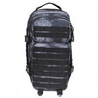 """Рюкзак 30л американського (США) типу MFH """"Assault I"""" HDT-камуфляж сірий"""