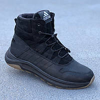 Ботинки детские подростковые зимние кожаные для мальчика из натуральной кожи от производителя