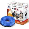 Электрический пол тонкий греющий кабель    4м.кв 600Вт Profi therm EKO FLEX