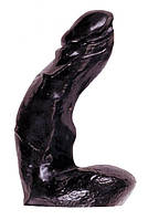 Анальный фаллоимитатор All Black, 15х4,5 см.