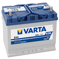 Аккумулятор VARTA Blue Dynamic E23 70Аh 630A 570 412 063