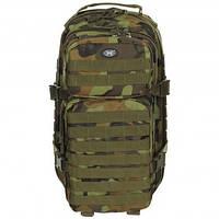 """Рюкзак 30л американського (США) типу MFH """"Assault I"""" M95 чеський камуфляж"""