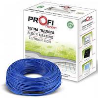 Нагрівальний кабель тепла підлога 6,5-8,1 м.кв (1240Вт) Profi therm 19Вт/м, фото 1