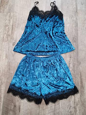 Молодежная женская пижама 125-1, фото 2