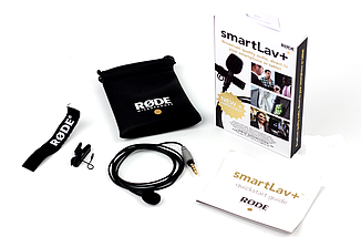 Петличный микрофон RODE SMARTLAV+, фото 3