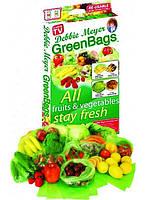 Пакеты для продуктов Green Bags