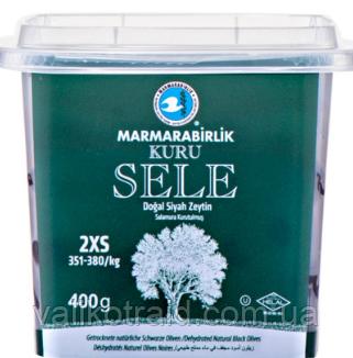 Маслины KURU SELE вяленые (оливки) MARMARABIRLIK Турция 2XS   XS