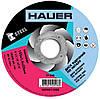 Диск отрезной 125х1.4х22мм по металлу HAUER