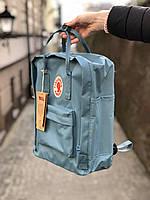 Рюкзак, портфель Kanken Fjallraven Classic 16л все цвета, для школы    - Реплика ААА Класса!!, фото 6