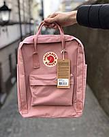 Рюкзак, портфель Kanken Fjallraven Classic 16л все цвета, для школы    - Реплика ААА Класса!!, фото 8
