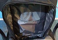 Модний рюкзак, сумка Fjallraven Kanken Classic, канкен класік. Темно-синій + органайзер в подарунок!, фото 8