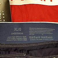 Відмінний набір нижньої білизни Calvin Klein, чоловічі труси Кельвін Кляйн, класичні боксерки 5 шт. Репліка!, фото 5