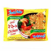 Вермішель (куряча) швидкого приготування Indomie 70 грам