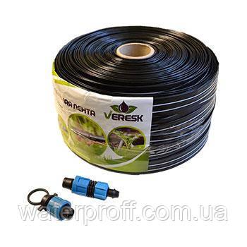 Капельная лента 20см/1300м Veresk, фото 2