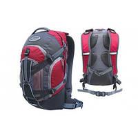 Рюкзак спортивний Terra Incognita Dorado 16 червоний / сірий