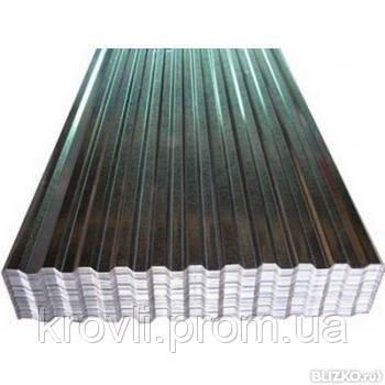 Металлопрофиль ПК-20 цинк  0,65мм