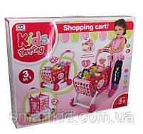 """Набір ігровий """"Візок для супермаркету"""" з продуктами, фото 2"""