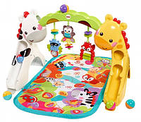 Игровой комплекс «Растём вместе» от Fisher-Price - 12 игрушек в одной