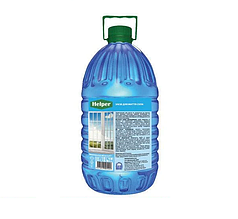 Helper Professional рідина для чищення миття скла, дзеркал моніторів гладких поверхонь 5л