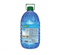 Helper Professional жидкость для чистки мытья стекол зеркал мониторов гладких поверхностей 5л