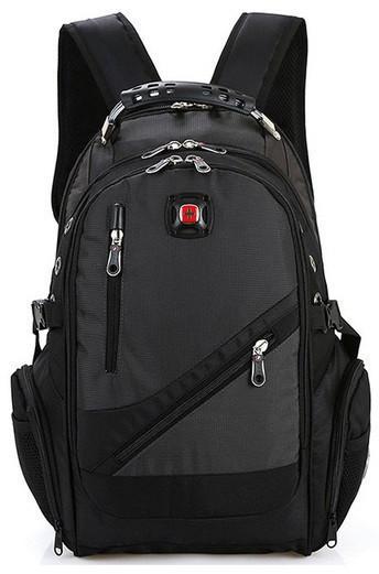 Рюкзак Swissgear 8815 серый
