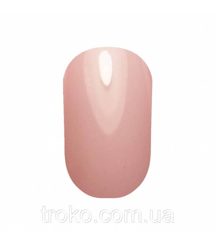 Гель-лак Oxxi №028 приглушенный натуральный розовый 10 мл