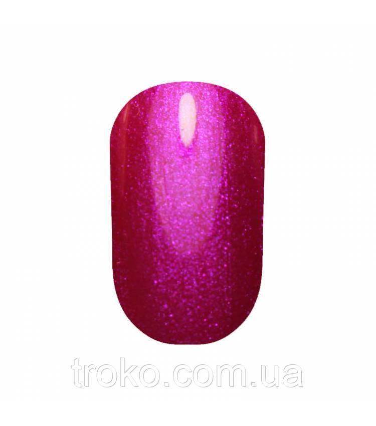 Гель-лак Oxxi №058 розовая фуксия с микроблеском 10 мл