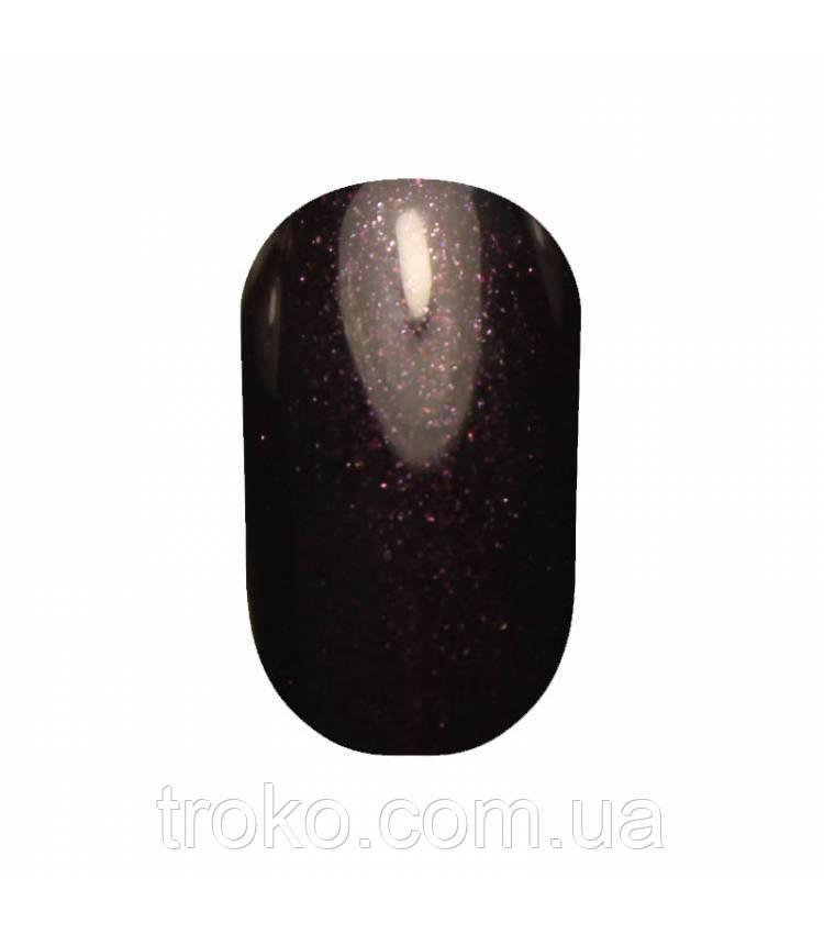 Гель-лак Oxxi №078 темно-баклажановый с блеском 10 мл
