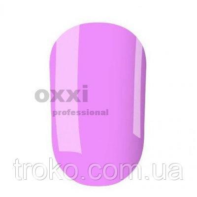 Гель-лак Oxxi №102 светлый лиловый 10 мл