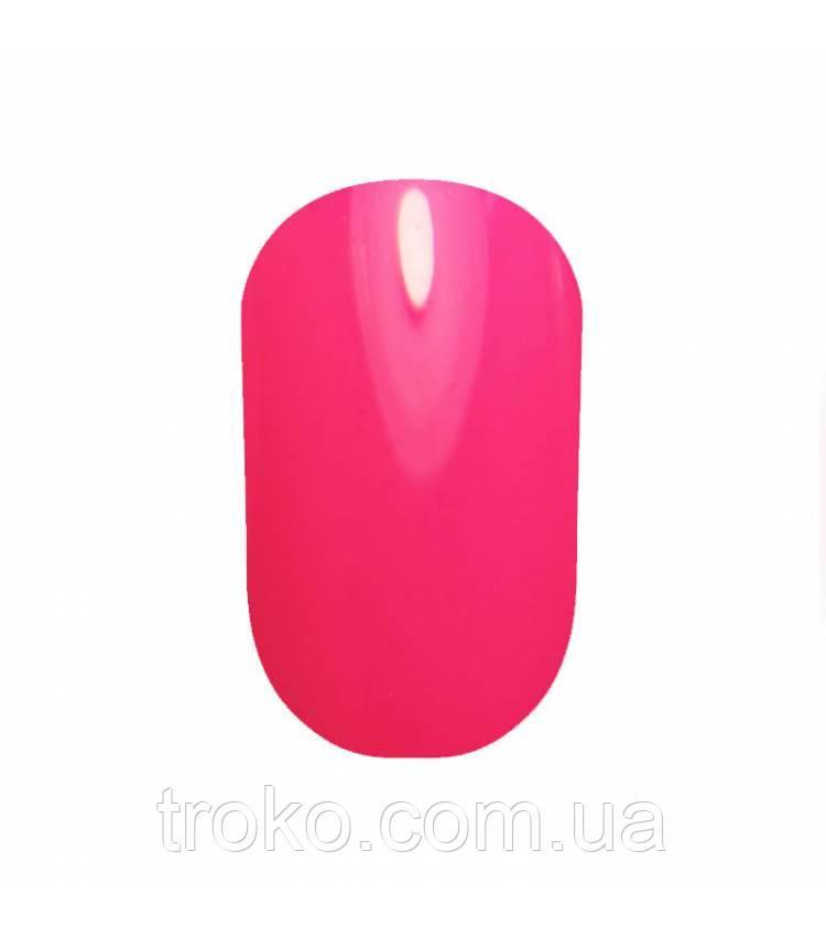 Гель-лак Oxxi №108 насыщенный яркий розовый 10 мл