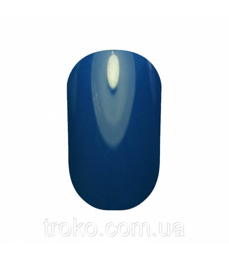 Гель-лак Oxxi №124 синий 10 мл