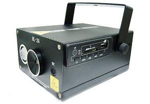 Лазерная Музыкальная Установка Проектор HL 26 am
