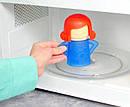 Паровой Очиститель Микроволновой Печи Microwave Cleaner Angry Mama Энгри Мама, фото 5