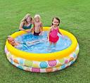 Детский Надувной Бассейн Intex 58439 Геометря 147*33 см, фото 4