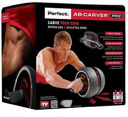 Ролик Для Преса Колесо Тренажер Для Преса PERFECT AB Carver Pro