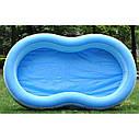 Бассейн Детский Надувной Райская Лагуна Intex 56490 262x160 см sale, фото 2