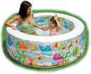 Детский Надувной Бассейн Intex 58480 Аквариум 152х56 см sale, фото 3