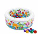 Детский Надувной Бассейн Intex 58480 Аквариум 152х56 см sale, фото 4