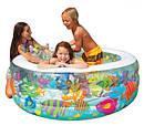 Детский Надувной Бассейн Intex 58480 Аквариум 152х56 см sale, фото 5