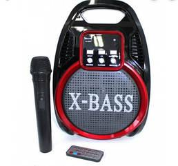 Акустическая Система GOLON RX-820 BT Колонка Комбоусилитель Bluetooth MP3 Радиомикрофон Пульт Светомузыка sale