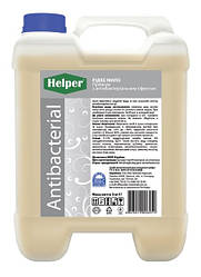 Helper Professional рідке мило з антибактеріальним ефектом ПРЕМІУМ 5л - НОВИНКА