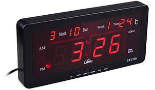Настольные Электронные Часы Led Clock 2158