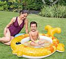 Детский Надувной Бассейн Золотая рыбка INTEX 57111, фото 2