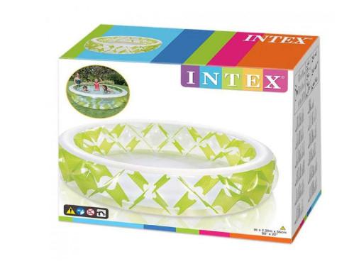 Детский Надувной Бассейн Intex 57182 Колесо 229 х 56 см sale
