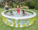 Детский Надувной Бассейн Intex 57182 Колесо 229 х 56 см sale, фото 2