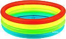 Пляжный Надувной Бассейн Intex Радуга для Купания и Отдыха 147*33, фото 2