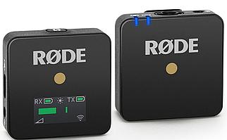Микрофонная радиосистема RODE Wireless GO