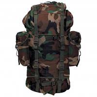 Рюкзак 65л лісової камуфляж MFH